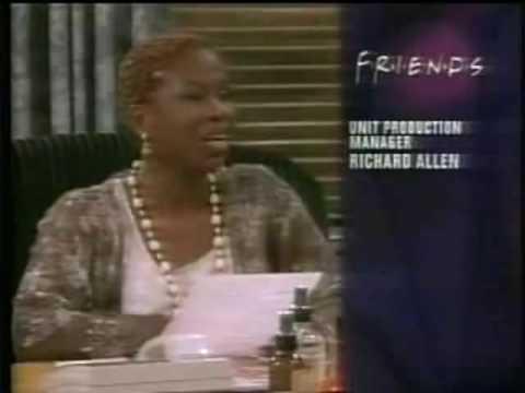 Cheryl Francis Harrington - Friends Demo Reel