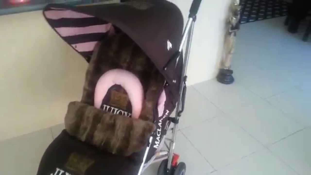 New Juicy Couture Pram Stroller Check It Out