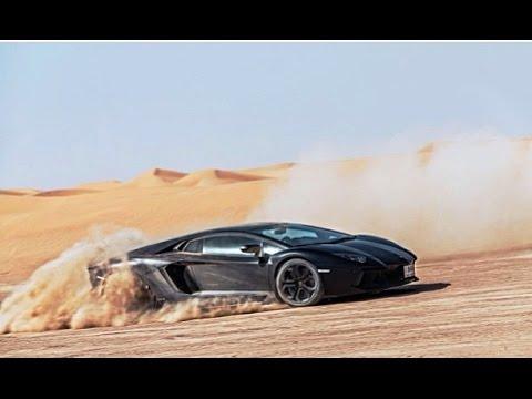Supercars Drifting Gone Wrong Abu Dhabi Deserts Youtube