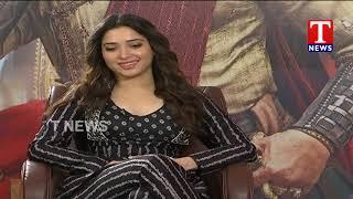 Special Interview With Actress Tamanna  Telugu