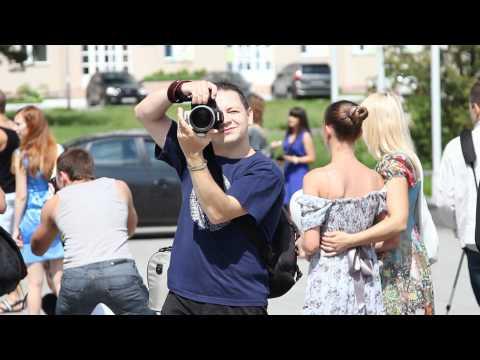 Парад невест - репортаж