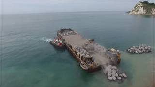 Dover Barge