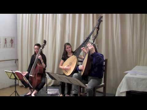Marin Marais : Prélude, Menuet et Rondeau (Livre IV), viole et théorbes