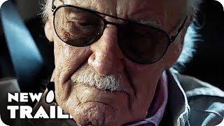 Marvels THE DEFENDERS Stan Lee & Punisher Trailer (2017) Netflix Series
