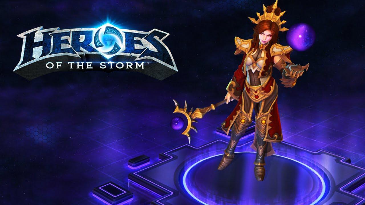 Li Ming Heroes Of The Storm Build