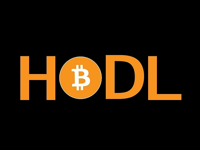 COMMENT HODL SUR LE LONG TERME ?