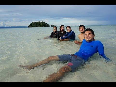 Vanishing Island, Barobo Surigao del Sur