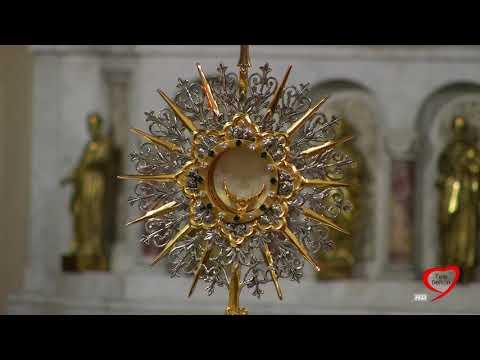 Con il Dio della Vita... Adorazione Eucaristica - 15 Ottobre 2020