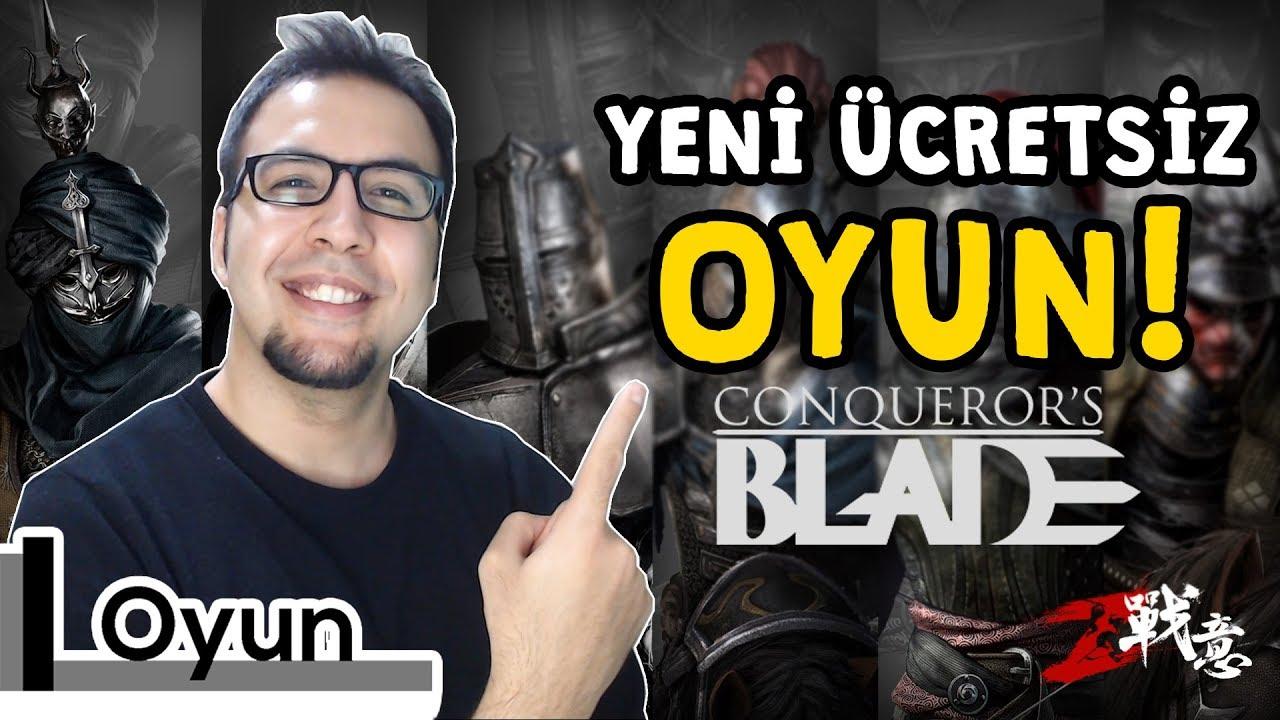 Conqueror's Blade - Yeni Ücretsiz Oyun! Detaylı İnceleme