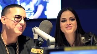 Daddy Yankee y Natti Natasha presentan