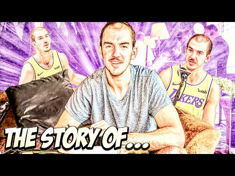 The Inspiring Story Of Alex Caruso- The HIDDEN TALENT On The LA LAKERS!