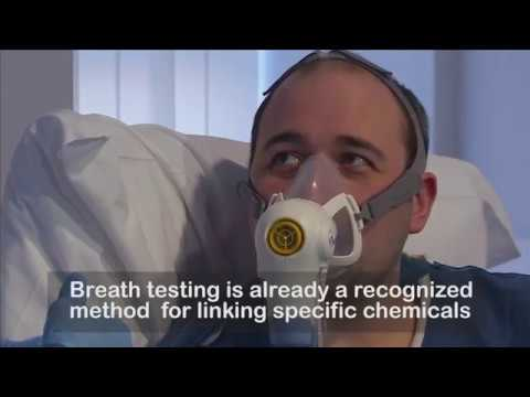 Breath Biopsy - early detection of lung cancer using VOCs biomarkers