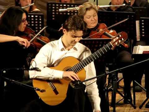 Joaquín Rodrigo: Concierto De Aranjuez  (№3) Makhov Ilia