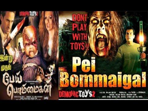 Hollywood Horror Movie 2016 || Pei Bommaigal || Tamil Dubbed Full HD Movie