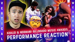 KHALID & NORMANI - LOVE LIES (Billboard Music Awards 2018) PERFORMANCE REACTION // RWRG