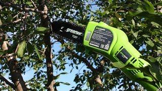 Больные деревья в саду Немедленно убрать! Срезаем дерево за 5 минут!
