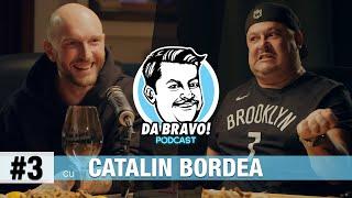 DA BRAVO! Podcast #3 cu Cătălin Bordea