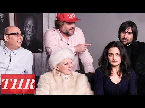 5 Best Moments from Sundance 2017: Jack Black, Woody Harrelson, Jenny Slate & More!   THR