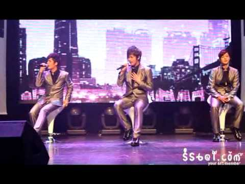 """[Fancam] SS501 """"Let Me Be The One"""" at Special Video Screening"""