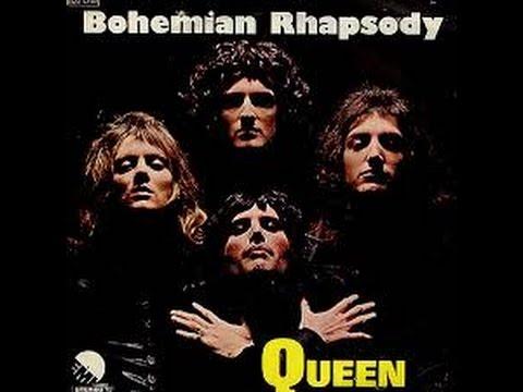 Bohemian Rhapsody - Queen con testo e traduzione - YouTube