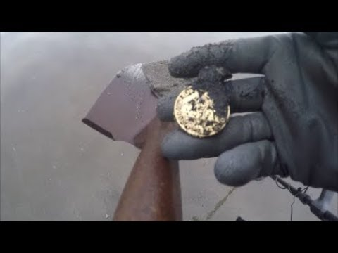 Beach Metal Detecting Offshore Cuts