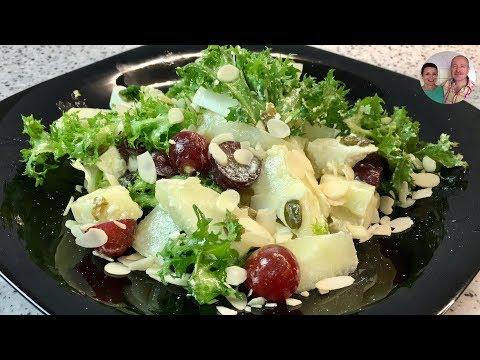 Салат за 3 минуты! Безумно Вкусный!