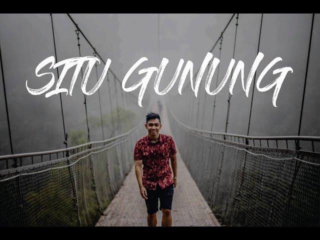 Situ Gunung Sukabumi!