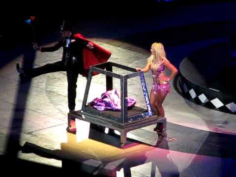 Ooh Ooh Ba and Hot as Ice  The Circus Starring Britney Spears  Hamilton, ON Aug 20, 2009