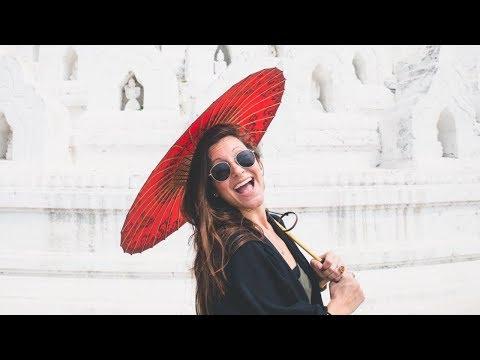 TAJ MAHAL OF MYANMAR! Irrawaddy River Cruise Days 8 & 9