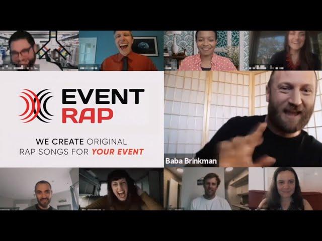 Event Rap Kickstarter Video