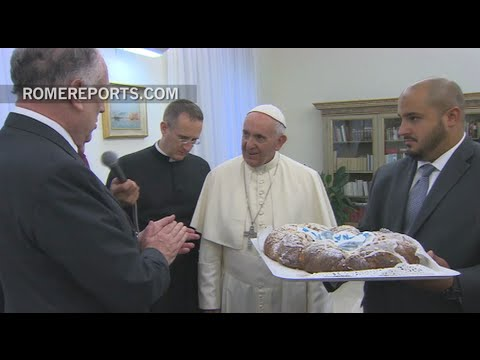 "Pope meets with World Jewish Congress: ""We also reach out to you for peace"""