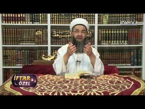 10 Haziran 2016 Tarihli İFTAR Sohbeti - Cübbeli Ahmet Hocaefendi