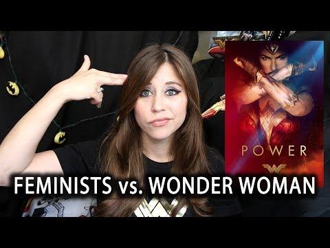 Feminists vs. Wonder Woman