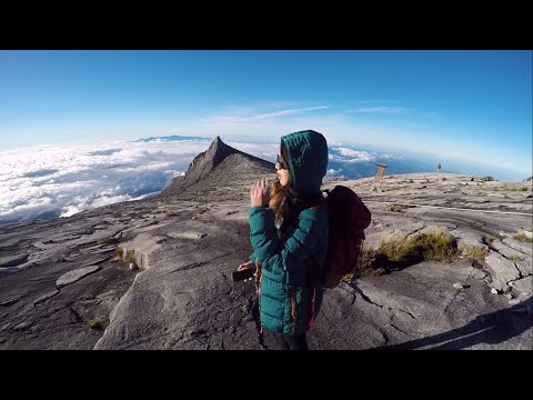 Mount Kinabalu Climb - 1st January, 2016