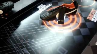 Multitouch Interactive Content Delivery & RFID Solution ( Nike )