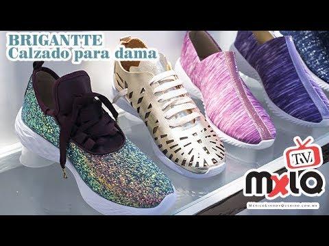 Brigantte, una marca de León que fabrica  zapato comercial de dama.  Reportaje #24