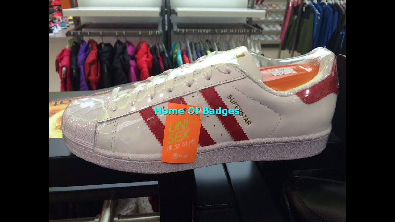 adidas originals superstar foundation white rose gold womens