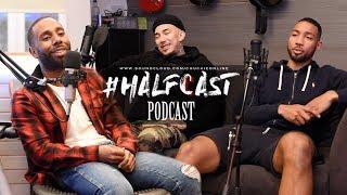 Do Boys Deal With Heartbreak Worst Than Girls? || Halfcast Podcast