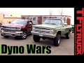 Old vs New Dyno Wars: Big Green vs 2017 Chevy Silverado 6.2L vs Dyno: - Ep.5