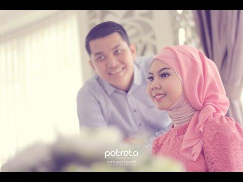 Pemotretan Foto Pre Wedding Hijab Cantik Jilbab Anggun Surabaya