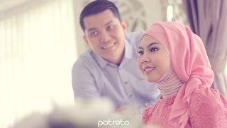 PEMOTRETAN FOTO PRE WEDDING HIJAB CANTIK & JILBAB ANGGUN SURABAYA SIDOARJO