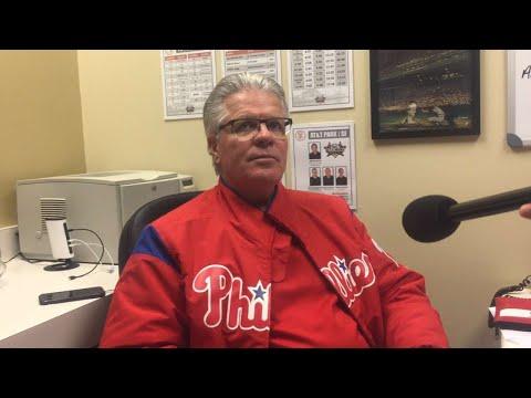 PHI@SF: Mackanin on the grand slam lifting Phillies