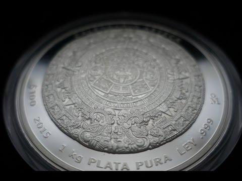 "1 Kg Aztec Calendar Coin In-Depth Look ""No Ranting"""