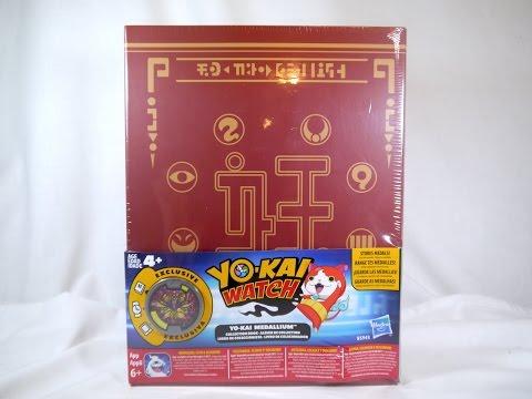 Review: Yo-kai Watch Yo-kai Medallium Collection Book
