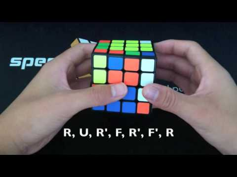4x4 Edge Pairing