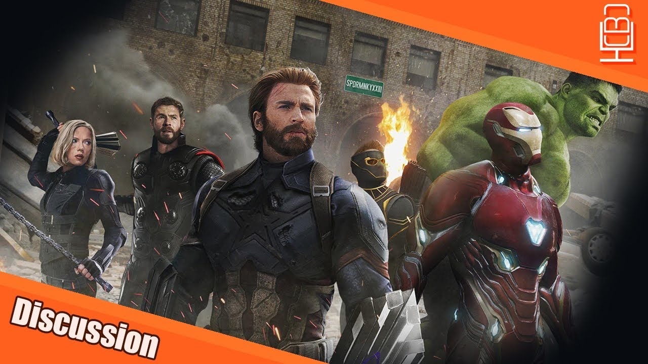 Avengers 4 All Concept Arts