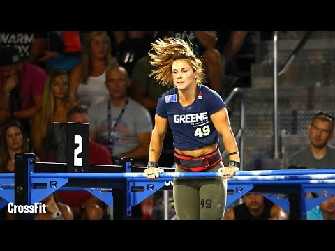 The CrossFit Games - Individual Muscle-Up Clean Ladder