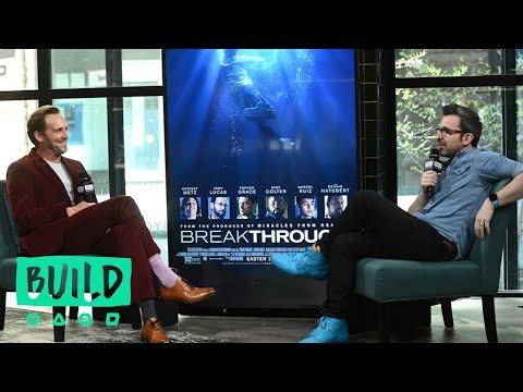 """Josh Lucas Speaks On The Film, """"Breakthrough"""""""