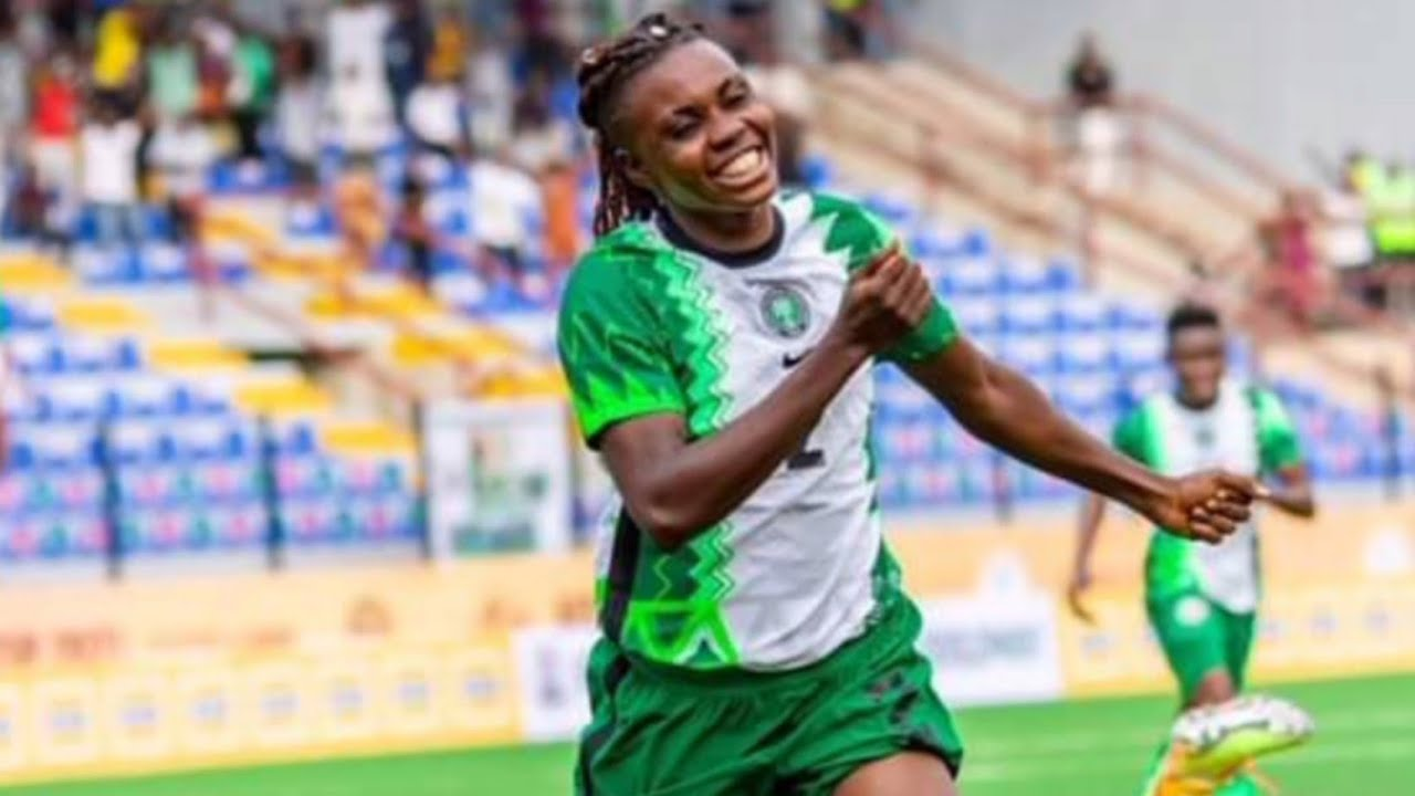Download Nigeria vs Mali [2-0] Aisha Buhari Cup 2021  Women's International Friendly