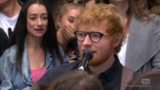 Ed Sheeran - Perfect (Live at iHeartRadio Music Awards)